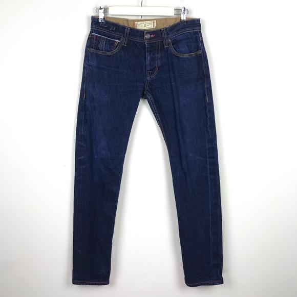 3f8f9da7 ... Mens Sz 29 Straight Jeans Selvedge. M_5b6904a6fe515190b6c01bb0